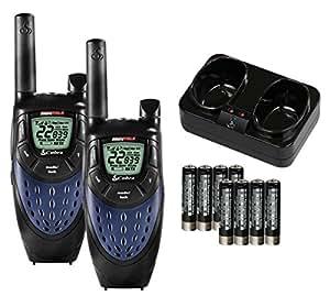 COBRA CXT425 25-MILE MICROTALK 2-WAY RADIOS 2 PK