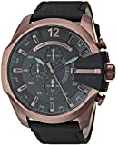 Diesel Analog Black Dial Men's Watch-DZ4459