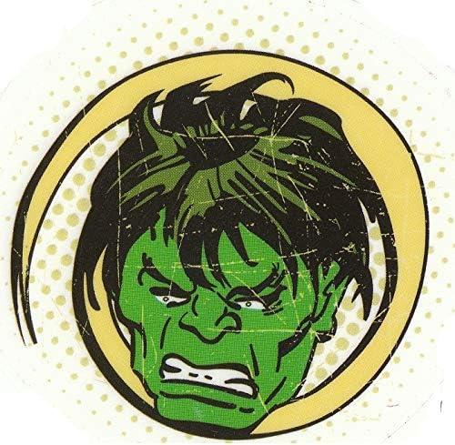 3 to 12 inch Vinyl Die Cut Decal Sticker The Hulk