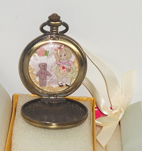 Marie Osmond Watch Case Doll 2008 Item #C43640