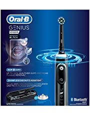 Oral-B Power Genius 10100S elektryczna szczoteczka do zębów Midnight Black, 1140 g