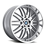 Beyern Mesh Silver Machined Wheel (19x9.5