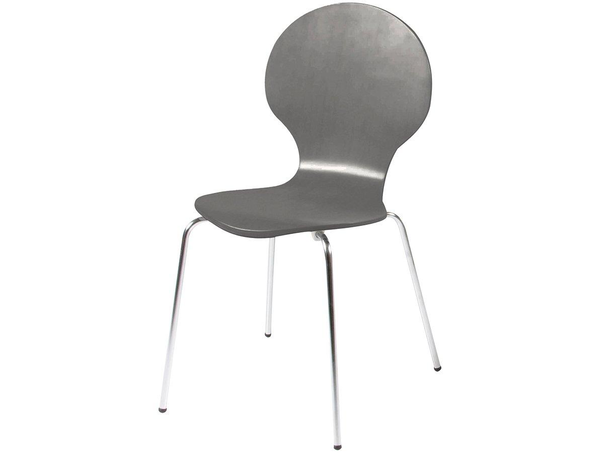 Stapelstuhl Bistrostuhl Stuhl Esszimmerstuhl Küchenstuhl Design ...