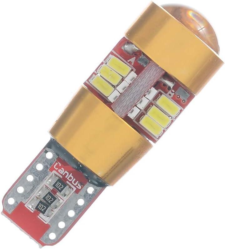 Luce Universale Professionale a LED per Auto Luce di Lettura HOPQ Piccola Lampadina