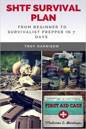SHTF Survival Plan: From Beginner To Survivalist Prepper In 7 Days