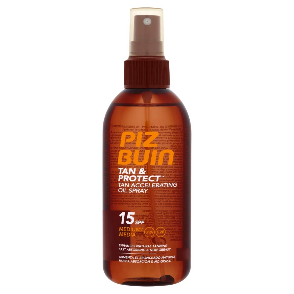 Piz Buin Tan& Protect Oil Spray SPF15 150 ml Quality Fragances 026047 41972