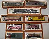 Vintage 1978 TYCO HO Scale Train Set