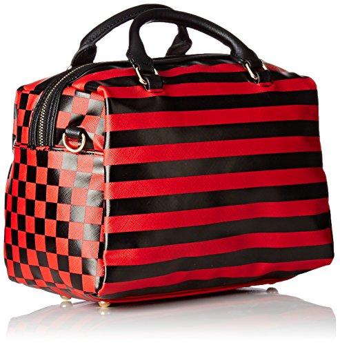 Noir Women's Red Bowling Et L'AETELIER Rouge Bag CAESARS Large Lola RxqpzwnaBv