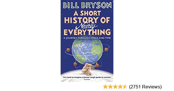 a short history of nearly everything epub download