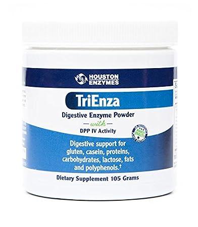 Houston Enzymes TriEnza - 105 Grams Powder (180 Doses)