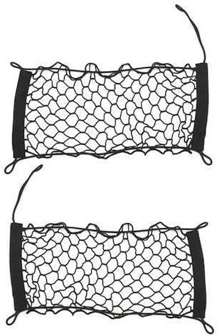 JessicaAlba Envelope Style Trunk Cargo Net for Lexus ES350 ES300h 2007-2016 New