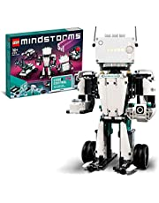 LEGO MINDSTORMS Robot Inventor Building Set 51515; STEM Model Robot Toy for CreativKids with Remote Control Model Robots; Inspiring Code and Control Edutainment Fun 5 in 1