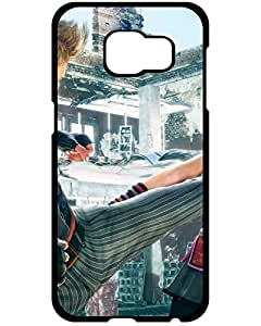 Bettie J. Nightcore's Shop 6108410ZA841234310S6 Premium Protective Case With Awesome Look - Fighter Within Samsung Galaxy S6/S6 Edge