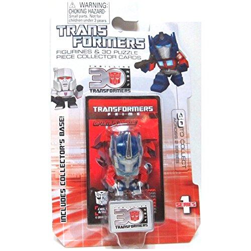 Optimus Prime Transformers Prime 30th Anniversary 1.5 Inch Series 1 Mini Figure