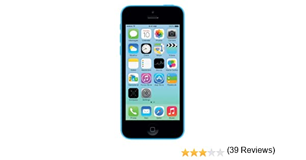 c4b69a143de Apple iPhone 5C - Smartphone libre iOS (pantalla 4