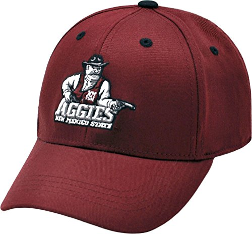Aggies State Top - Top of the World Youth New Mexico State Aggies Maroon Rookie Hat - OneSize