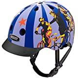 Nutcase – Patterned Street Bike Helmet for Adults, Artist Edition, Freakalicious Matte, Medium Review