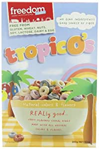 Freedom Foods Tropico's, 285-Gram Boxes (Pack of 5)
