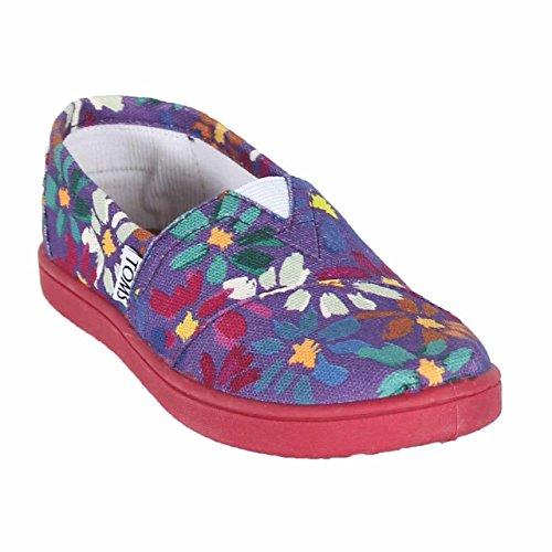 Toms Youth Daisy Seasonal Classic Shoes - Big Kid - 5