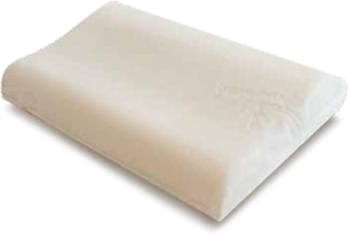 vital-energie almohada con memoria de forma ergonómico–60x 33cm