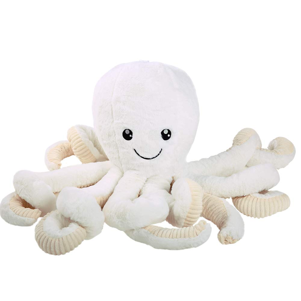 DENTRUN Octopus Stuffed Animals, Octopus Plush Doll Play Toys for Kids Girls Boys Adults Birthday Xmas Gift Present 7/16/24/32 Inches, 5 Colors by DENTRUN