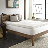 Perfect Cloud Gel Fusion Memory Foam Mattress Topper 2-Inch by (Queen) - Wake Up Rested On Gel-Infused Comfort Memory Foam. NEW 2018 MODEL