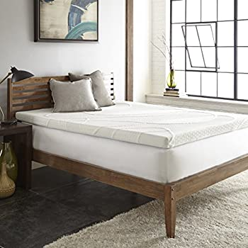 Amazon Com My Pillow Three Inch Mattress Bed Topper By