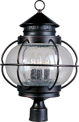 Rustic Lamp Posts Outdoor - 8