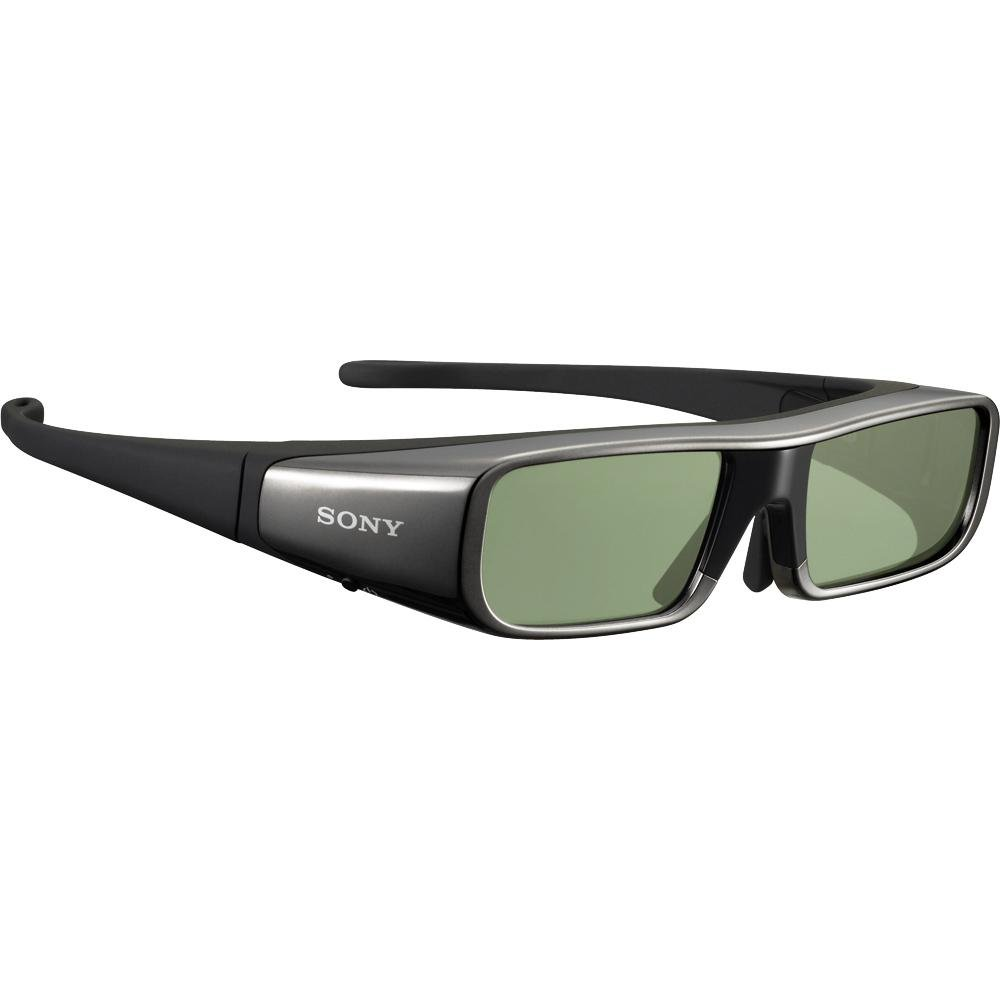 Amazon.com: Sony TDG-BR100 Adult Size 3D Active Glasses, Black ...