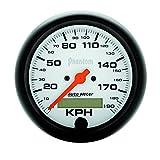 Auto Meter 5887-M Phantom In-Dash Electric Speedometer