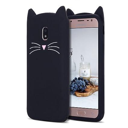 Funda Para Samsung Galaxy J5 2017, CaseLover 3D Linda Gato ...