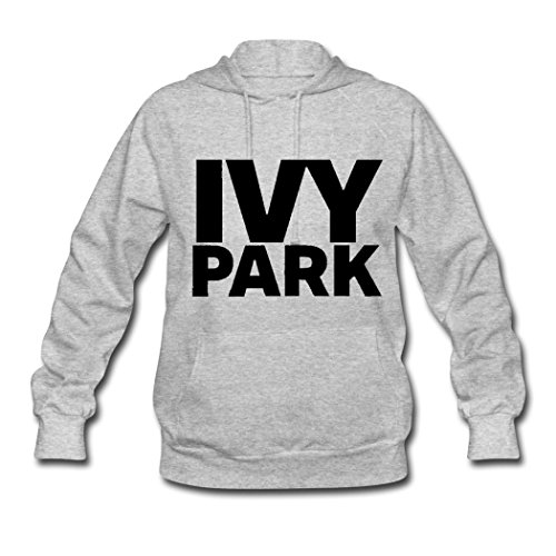 Fashion Ivy Park 2016 Logo Hooded Sweatshirt for both women XL