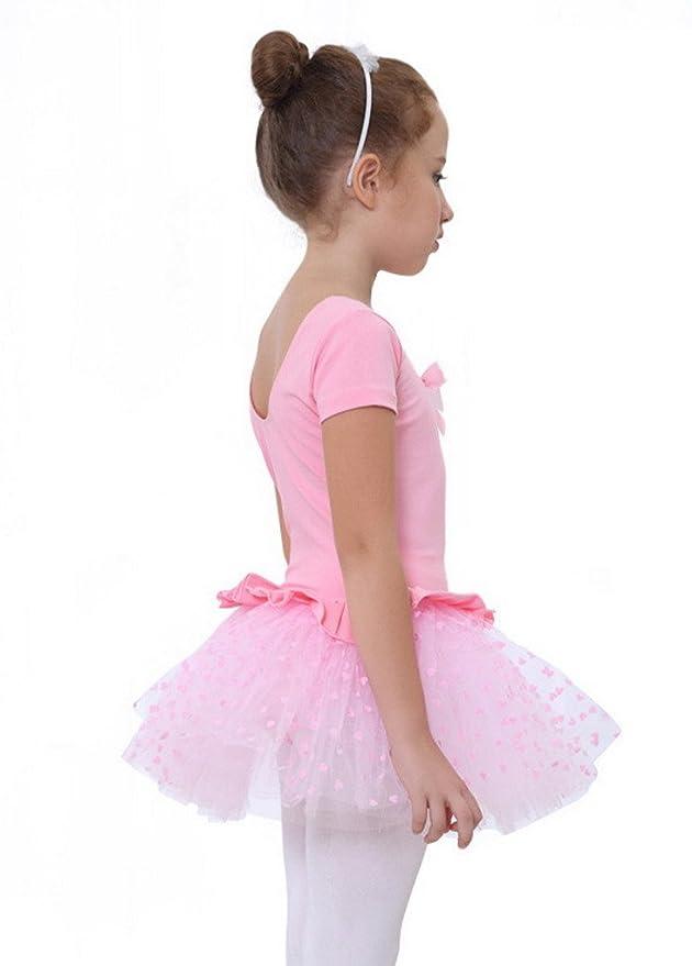 Happy Cherry - Vestido Tutú Traje de Baile Ballet Falda tutú ...