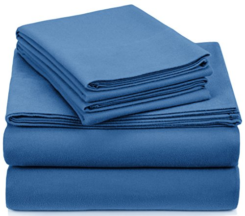 Pinzon Signature 190-Gram Cotton Heavyweight Velvet Flannel