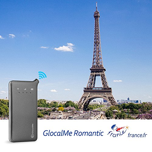 GlocalMe U2 4G Mobile Hotspot - WiFi Hotspot with 6GB Data for UK DE IT FR ES by GlocalMe (Image #3)