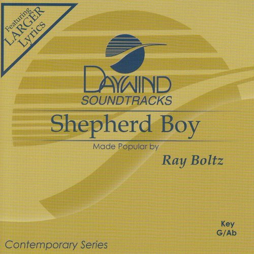Shepherd Boy [Accompaniment/Performance Track]