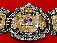 MYSTERIO COMPANY New Undertaker 30 Years Signature Series Championship Title Adult Replica Belt 3MM
