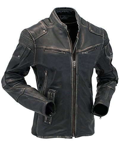 British Motorcycle Jacket - 7