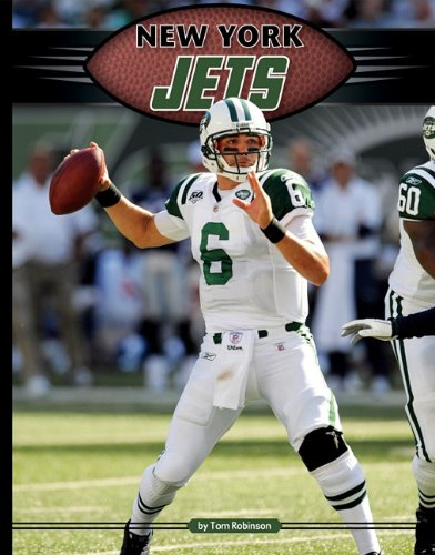Read Online New York Jets (Inside the NFL) pdf epub