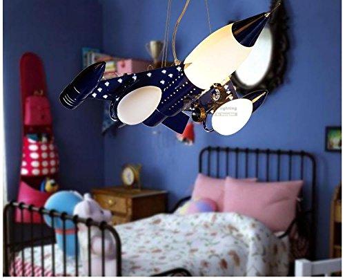 Aereo luci camera da letto ragazzi grotta aerei modern occhio