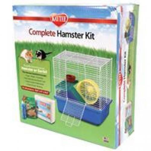 Kaytee My First Home & Fiesta Hamster Complete Kit