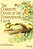 The Country Diary of an Edwardian Lady by Edith Holden front cover