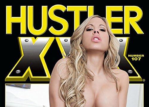 HUSTLER XXX, Adult Magazine Issue 107: Editors of Hustler: Amazon ...
