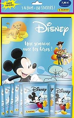 Panini France SA-Pack de ocios 2020-DISNEY PIXAR, 2413-006 , color/modelo surtido: Amazon.es: Juguetes y juegos