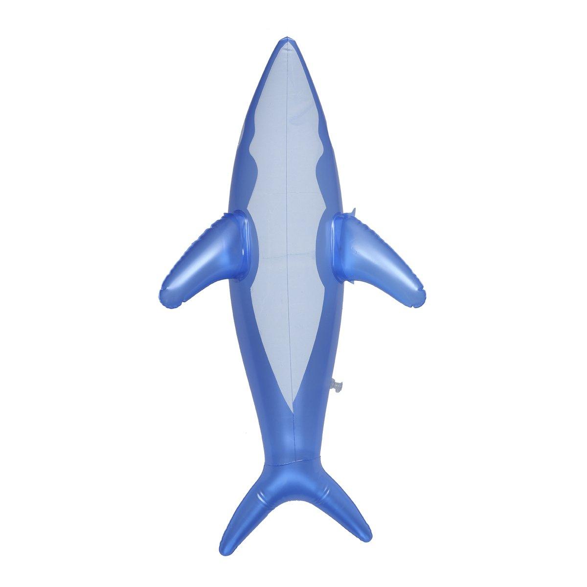 Blau Toyvian Aufblasbares Balena Delbis Planschbecken Giro Pool Strand Spielzeug