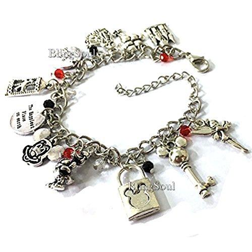 BlingSoul Mickey Mouse Charm Bracelet -