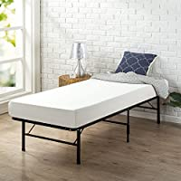 Zinus Ultima Comfort Memory Foam 6 Inch Mattress, Narrow Twin/Cot Size / 30 x 75