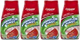 Colgate Kids 2-in-1 Toothpaste and Mouthwash, Watermelon Burst, 4.6 Ounce, 4 Count
