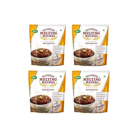 MFI-Melting Foods India Melting Halwas (1Kg)