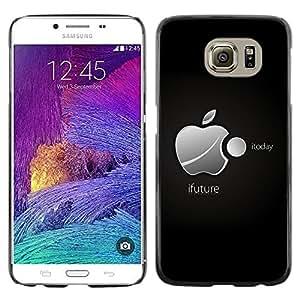Be Good Phone Accessory // Dura Cáscara cubierta Protectora Caso Carcasa Funda de Protección para Samsung Galaxy S6 SM-G920 // iFuture